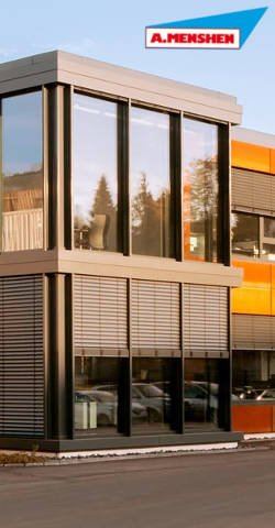 A. Menshen Gebäude